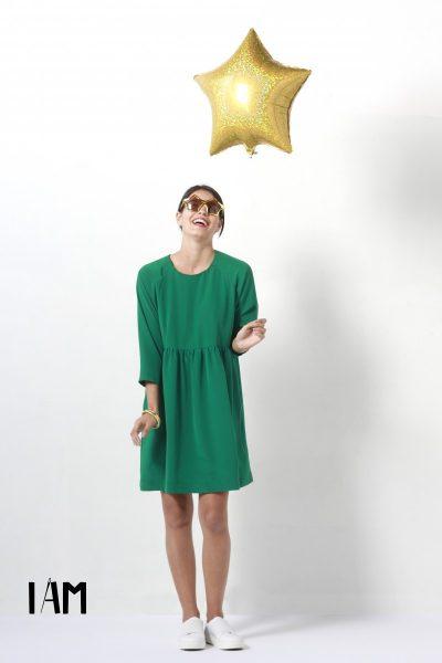 cassiopée verte star