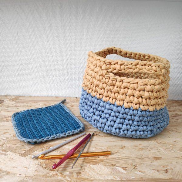 crochet pelotes